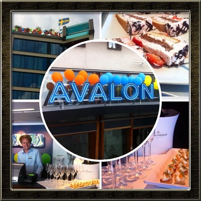 070707 öppnade Avalon sina dörrar! 7 år senare firar vi med tårta och champagne. Kom och fira med oss! #avalon_gbg #designhotels