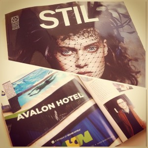 Kul att hitta Avalon i NKs tidning denna månad! @avalonhotel @design_hotels