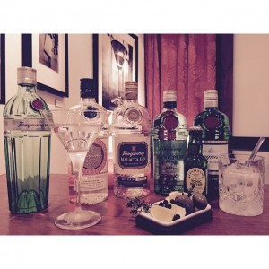 Fancy a Dry Martini or a Gin&Tonic. We have the best and most versatile brand as our house gin. @andersmollerod @stefanclareite