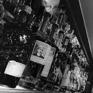 Some new bourbon and rye has arrived on our shelfs today. Things starting to take shape! @l_rafa @stefanclareite