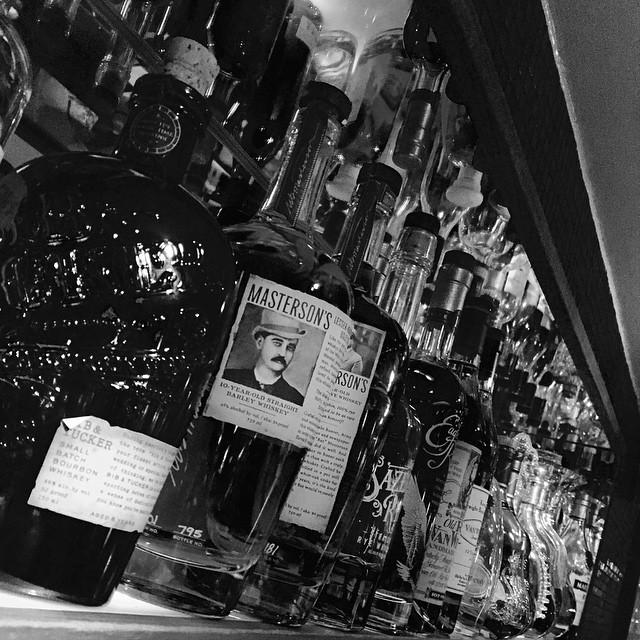 Some new bourbon and rye has arrived on our shelfs today. Things starting to take shape! #mastersons #sazerac #vanwinkle10 #vanwinkle12 #eaglerare #arcus @l_rafa @stefanclareite