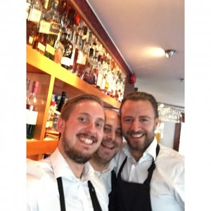 Our old team is back for one night! We would like to welcome you all for a cocktail and a laugh.