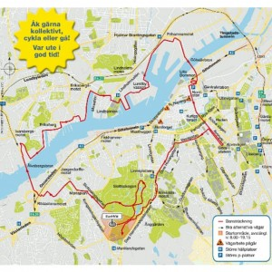 "On saturday it's a big happening in Gothenburg, it's the half marathon called ""Göteborgsvarvet"" in town. The running path is affecting the traffic around town. So if your coming to us on saturday please check out on the map how you can drive, come by a tram/trian or by foot. http://www.evenemangstrafiken.nu/goteborgsvarvet-karta/ @avalonhotel @design_hotels"