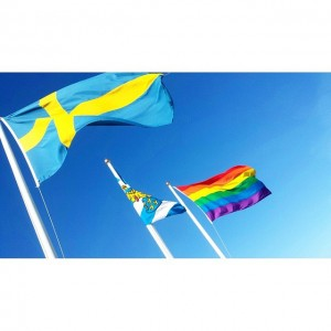 "We at Avalon supports the festival ""West Pride"". For more information on the festival go to: www.westpride.se @avalonhotel @design_hotels"